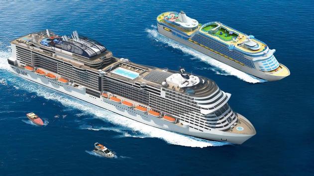 Ship Simulator Cruise Ship Games 2018 screenshot 9