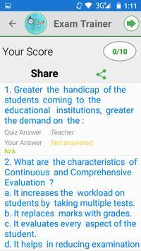 UGC NET JRF Exam Trainer screenshot 3