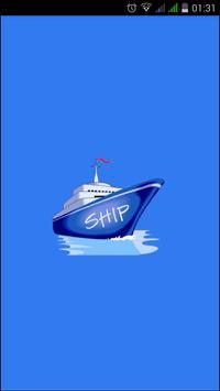 Ship - Free poster