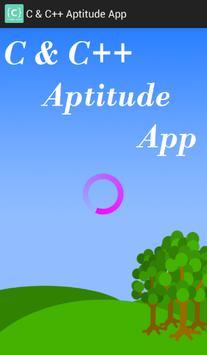 C and C++ Aptitude App poster