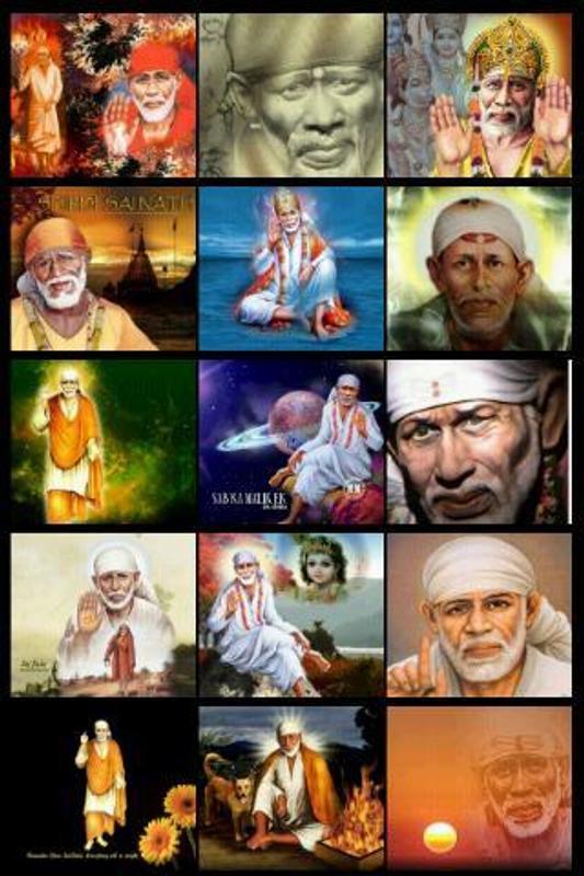 Shirdi Sai Baba Wallpapers HD Poster