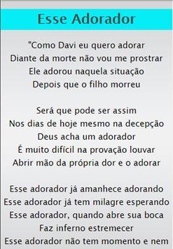 Shirley Carvalhaes Letras LA apk screenshot