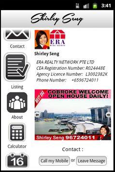 Shirley Seng poster