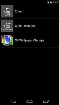 SB Wallpaper Changer apk screenshot