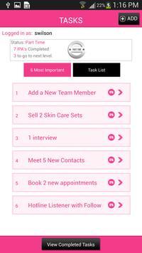 Pink Task screenshot 1