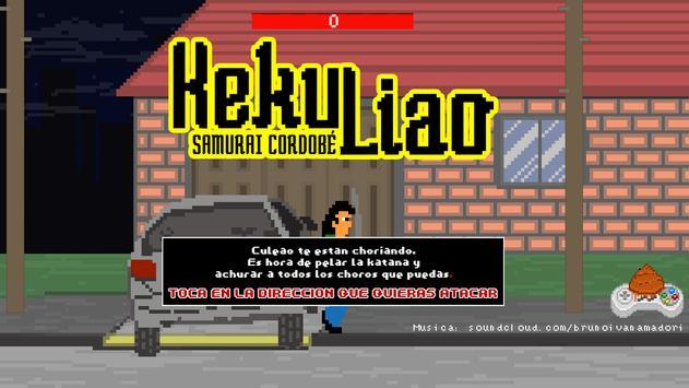 Keku Liao poster