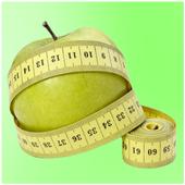 Счетчик калорий icon