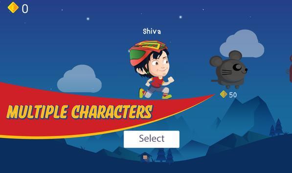 Shiva Jumping games apk screenshot
