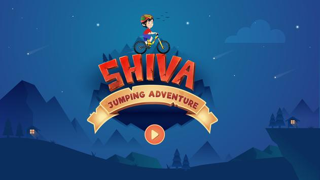 Shiva Jumping games poster