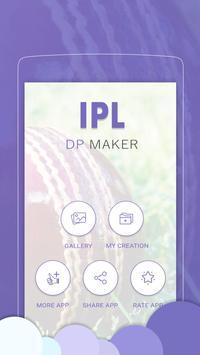 2017 IPL Dp Maker poster