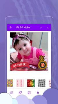 2017 IPL Dp Maker apk screenshot