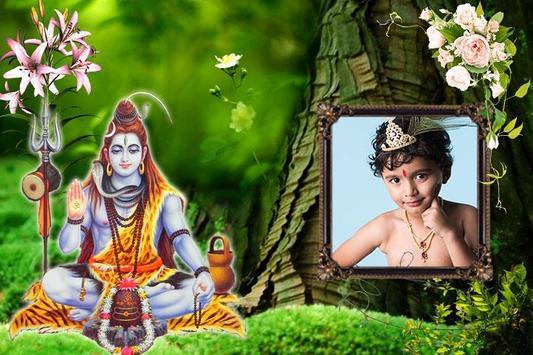 Shiva Photo Frames poster