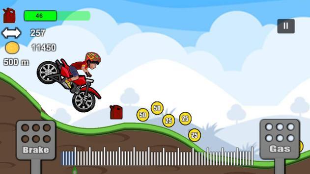 Hill Bike Racing Adventure poster