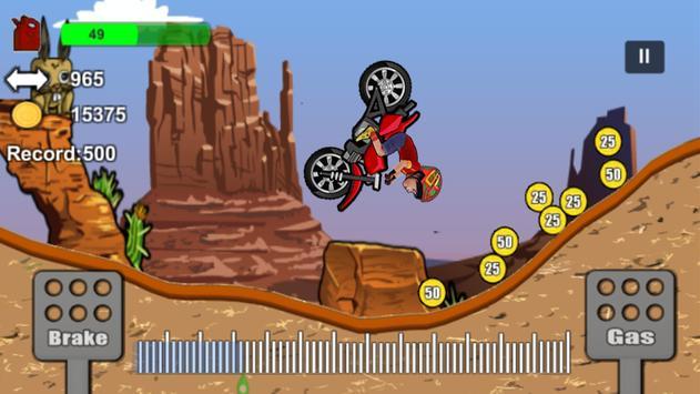 Hill Bike Racing Adventure apk screenshot