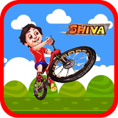 Shiva Bike Game Adventure icon