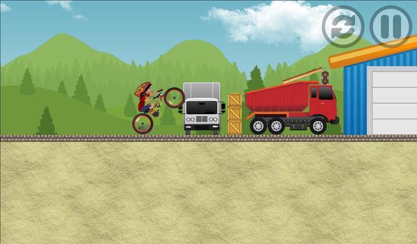 Shiva Bike Game Adventure poster