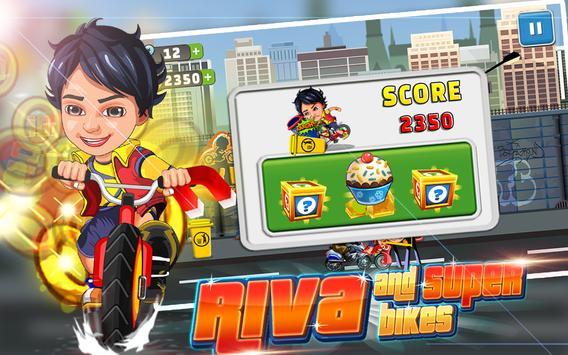 Subway Riva Cycle Games apk screenshot