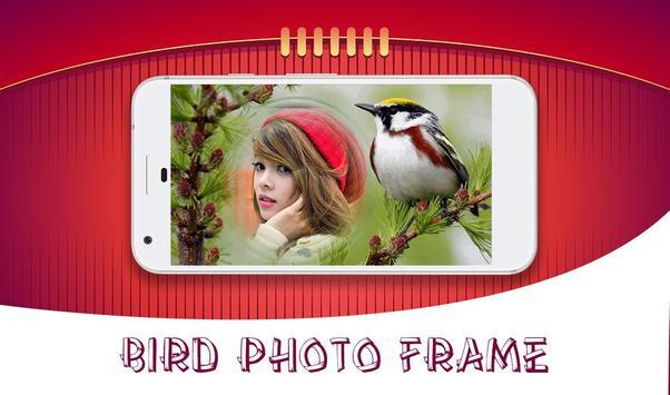 Birds Photo Frame poster