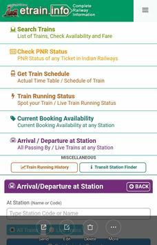 E Train Schedule Live