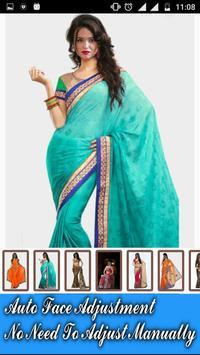 Women Saree Photo Suit apk screenshot