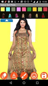 Salwar Suit Photo Shoot apk screenshot