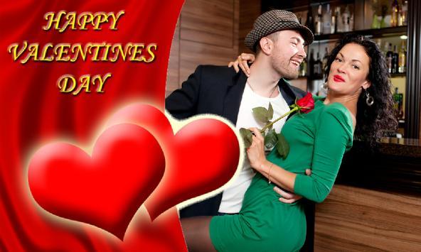 Valentine Day Love Photo Frame apk screenshot
