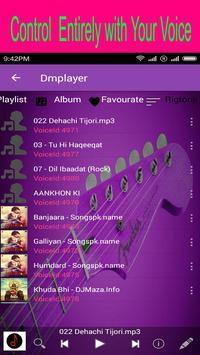 Dmplayer screenshot 1