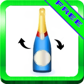 Bottle Spin Game icon