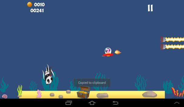 Panda Jet vs Aliens Runner screenshot 3