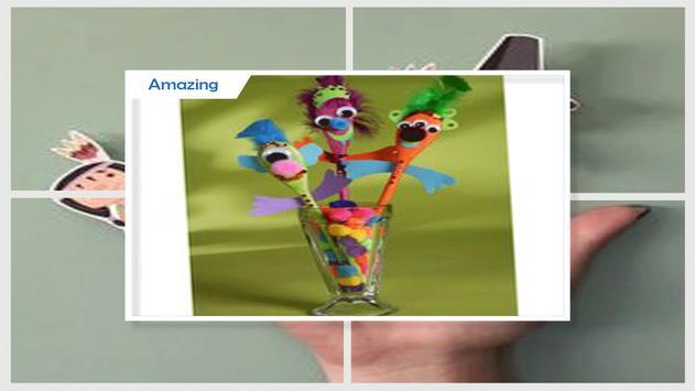 Unique Styrofoam Capering Critter Hand Puppets apk screenshot