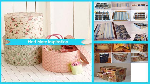 Useful DIY Storage Bins Tutorial poster