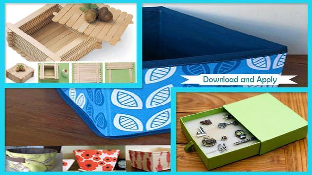 Useful DIY Storage Bins Tutorial screenshot 1