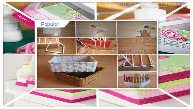 Useful DIY Storage Bins Tutorial screenshot 2