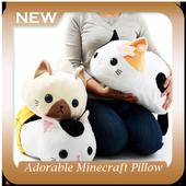Adorable Minecraft Pillow Plushies icon