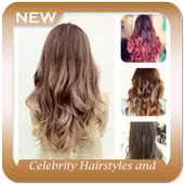 Celebrity Hairstyles and Haircuts icon
