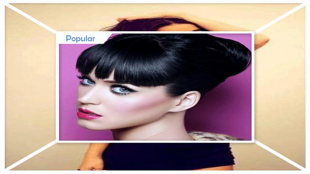 Celebrity Hairstyles and Haircuts screenshot 1