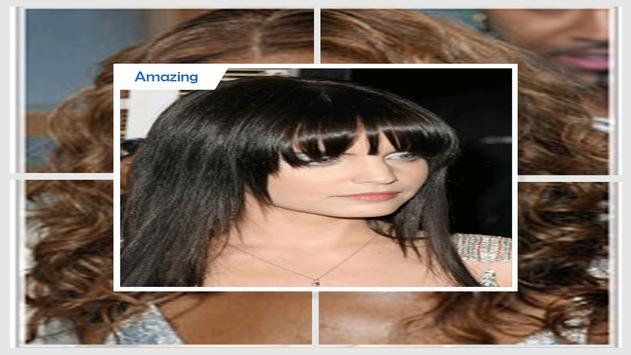 Celebrity Hairstyles and Haircuts screenshot 2