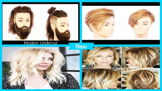 Celebrity Hairstyles and Haircuts screenshot 3