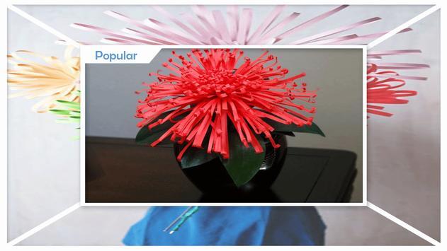 Cool paper flower craft apk download free art design app for cool paper flower craft apk screenshot mightylinksfo