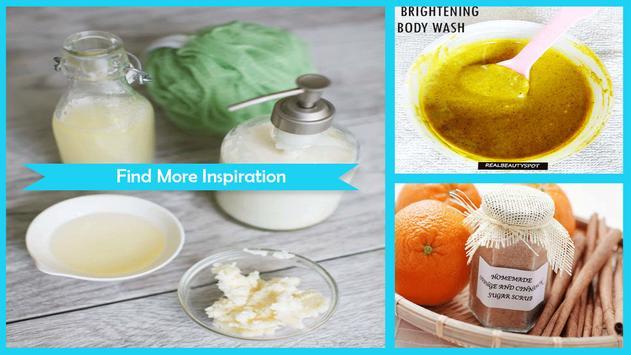 Easy DIY Citrus Body Wash poster