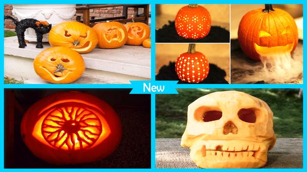 Scary DIY Mini Pumpkins Curving screenshot 3
