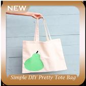 Simple DIY Pretty Tote Bag icon