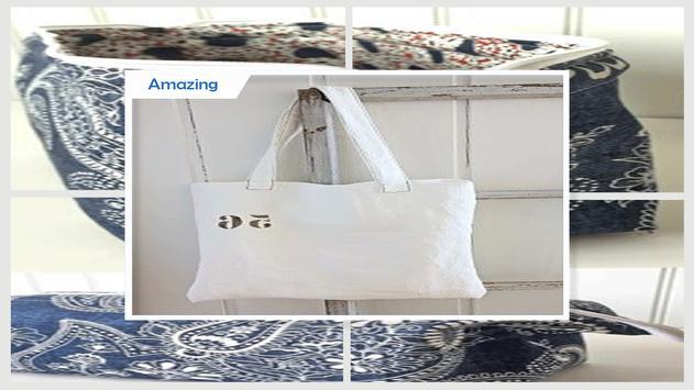 Simple DIY Pretty Tote Bag apk screenshot