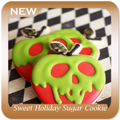 Sweet Holiday Sugar Cookie Recipes icon
