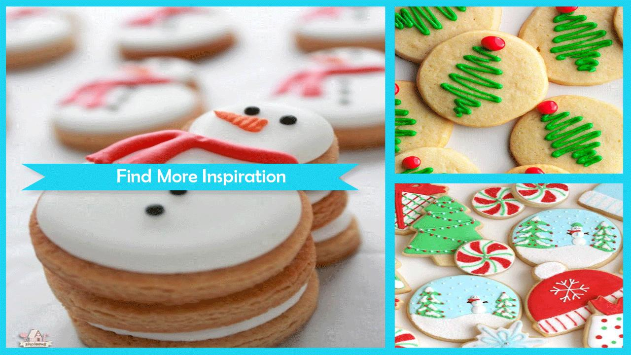 Sweet Holiday Sugar Cookie Recipes poster