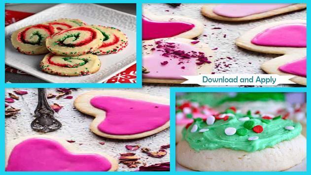 Sweet Holiday Sugar Cookie Recipes screenshot 1