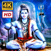 Lord Shiva Wallpapers HD 4K icon