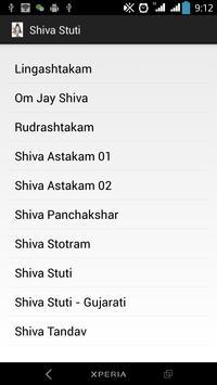 Shiva Stuti poster