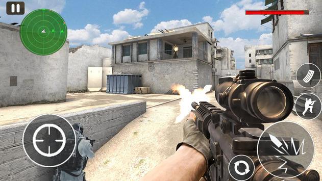 Shoot Hunter Fire War apk screenshot
