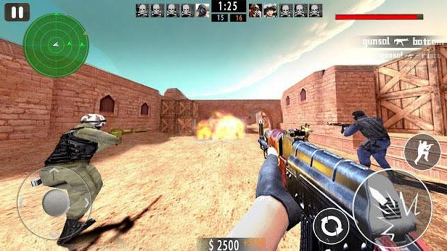 Shoot Hunter Gun Fire APK 1.2 Download for Android – Download ...